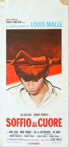 Le souffle au coeur - Italian Movie Poster (xs thumbnail)