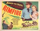 Rimfire - Movie Poster (xs thumbnail)