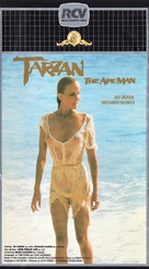 Tarzan, the Ape Man - Dutch VHS cover (xs thumbnail)