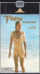 Tarzan, the Ape Man - Dutch VHS movie cover (xs thumbnail)