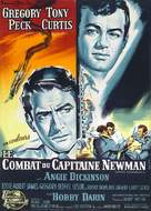 Captain Newman, M.D. - French Movie Poster (xs thumbnail)