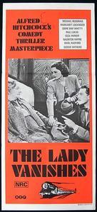 The Lady Vanishes - Australian Movie Poster (xs thumbnail)