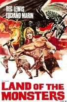 Maciste contro i mostri - British Movie Poster (xs thumbnail)