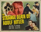 The Strange Death of Adolf Hitler - Movie Poster (xs thumbnail)