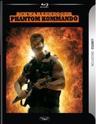 Commando - German Blu-Ray cover (xs thumbnail)