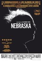Nebraska - Spanish Movie Poster (xs thumbnail)