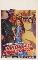 Angel and the Badman - Belgian Movie Poster (xs thumbnail)
