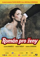 Román pro zeny - Czech poster (xs thumbnail)
