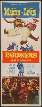 Pardners - Movie Poster (xs thumbnail)