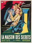House of Secrets - French Movie Poster (xs thumbnail)