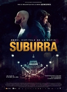 Suburra - French Movie Poster (xs thumbnail)