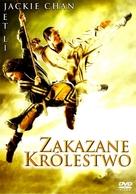 The Forbidden Kingdom - Polish Movie Cover (xs thumbnail)