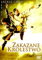 The Forbidden Kingdom - Polish Movie Cover (xs thumbnail)