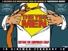 The Yes Men - British Movie Poster (xs thumbnail)