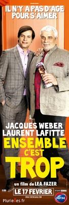 Ensemble c'est trop - French Movie Poster (xs thumbnail)