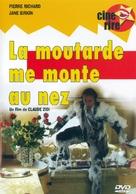 La moutarde me monte au nez - French Movie Cover (xs thumbnail)