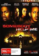 Somebody Help Me - Australian DVD cover (xs thumbnail)