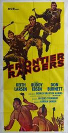 Frontier Rangers - Movie Poster (xs thumbnail)