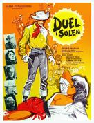 Duel in the Sun - Danish Movie Poster (xs thumbnail)