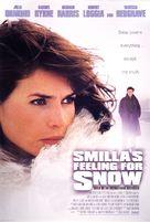 Smilla's Sense of Snow - British Movie Poster (xs thumbnail)