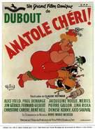 Anatole chèri - French Movie Poster (xs thumbnail)