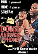 Don't Answer the Phone! - DVD cover (xs thumbnail)