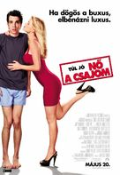 She's Out of My League - Hungarian Movie Poster (xs thumbnail)
