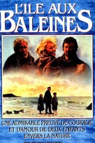 When the Whales Came - French Movie Poster (xs thumbnail)