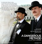 A Dangerous Method - For your consideration poster (xs thumbnail)