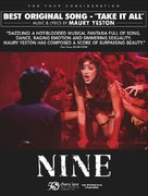 Nine - For your consideration movie poster (xs thumbnail)
