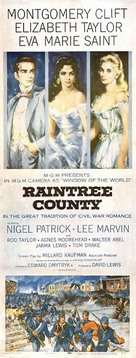 Raintree County - Movie Poster (xs thumbnail)