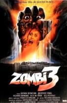 Zombi 3 - French VHS cover (xs thumbnail)