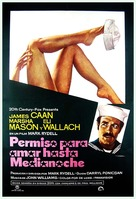 Cinderella Liberty - Spanish Movie Poster (xs thumbnail)