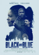Black and Blue - German Movie Poster (xs thumbnail)