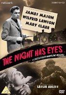 The Night Has Eyes - British DVD cover (xs thumbnail)