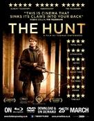 Jagten - British Video release poster (xs thumbnail)