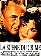 Scene of the Crime - French Movie Poster (xs thumbnail)