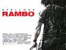 Rambo - British Movie Poster (xs thumbnail)