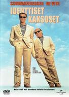 Twins - Finnish Movie Cover (xs thumbnail)
