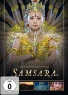 Samsara - German DVD cover (xs thumbnail)