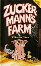 Charlotte's Web - German Movie Cover (xs thumbnail)