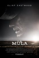 The Mule - Argentinian Movie Poster (xs thumbnail)
