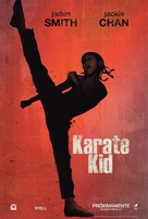 The Karate Kid - Colombian Movie Poster (xs thumbnail)