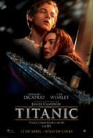 Titanic - Chilean Movie Poster (xs thumbnail)