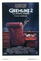 Gremlins 2: The New Batch - Italian Theatrical poster (xs thumbnail)