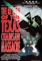 The Return of the Texas Chainsaw Massacre - Movie Poster (xs thumbnail)