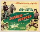 Loaded Pistols - Movie Poster (xs thumbnail)