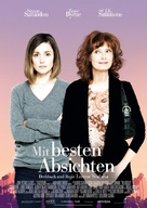 The Meddler - German Movie Poster (xs thumbnail)