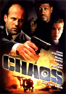 Chaos - Czech Movie Cover (xs thumbnail)