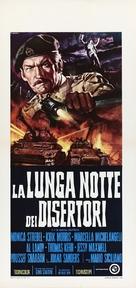 I sette di Marsa Matruh - Italian Movie Poster (xs thumbnail)
